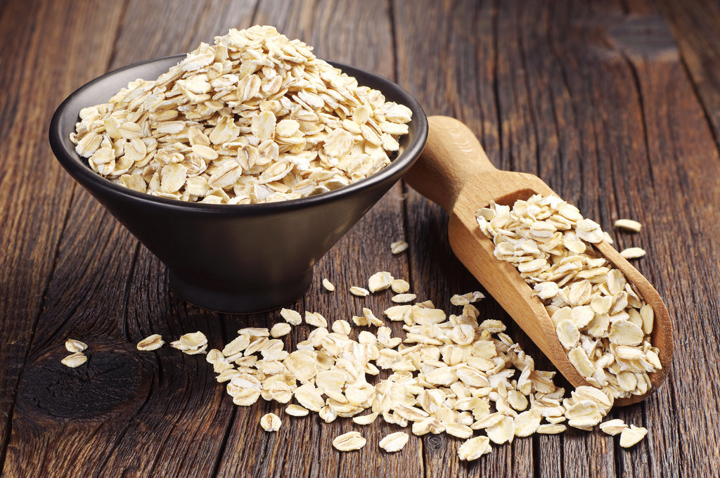 Flat Tummy Food of the Day: Oats