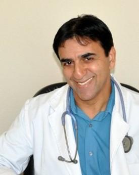 Meet Masoud S. Isat, MSN, MSHS, FNP-C
