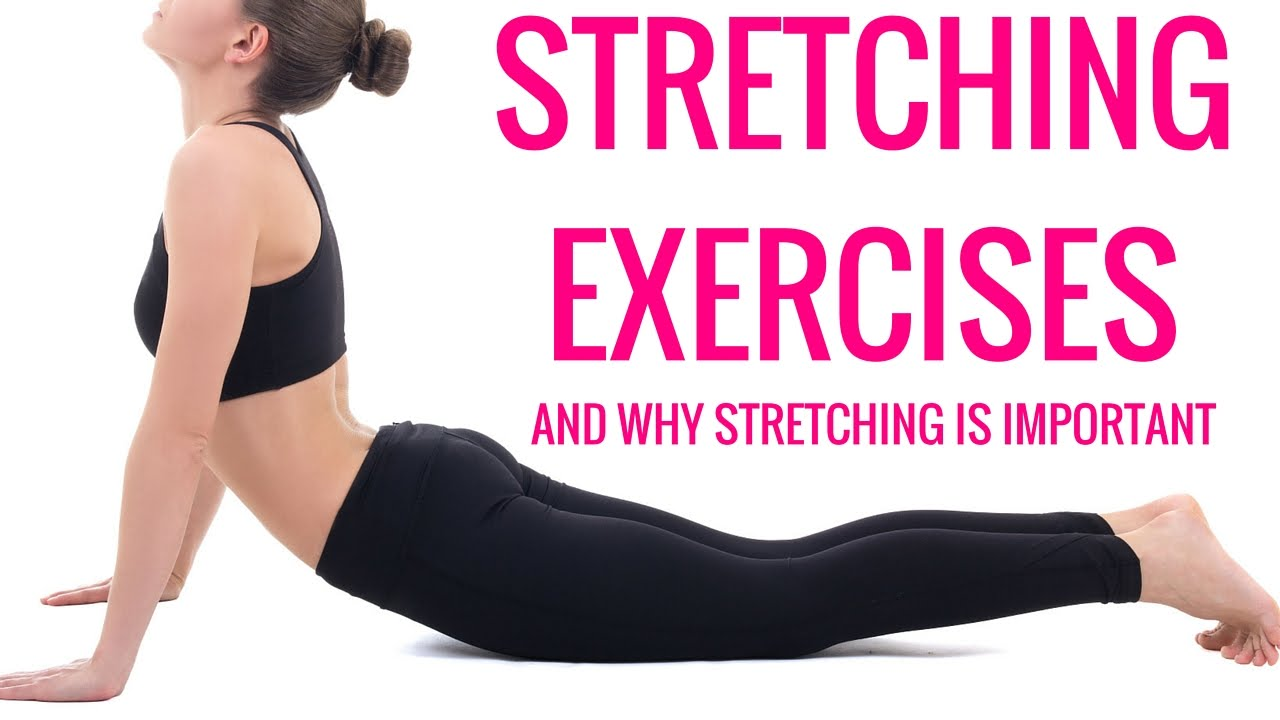 Myth buster: Stretching - Unique Weight Loss and Family ...